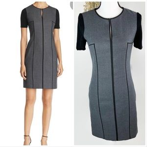Ellie Tahari Salandra Business Work Wool Dress 2